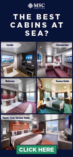 Cabins Onboard MSC