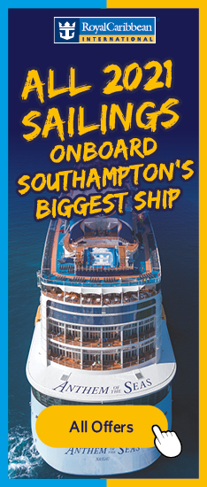 All 2021 Sailings From Southampton
