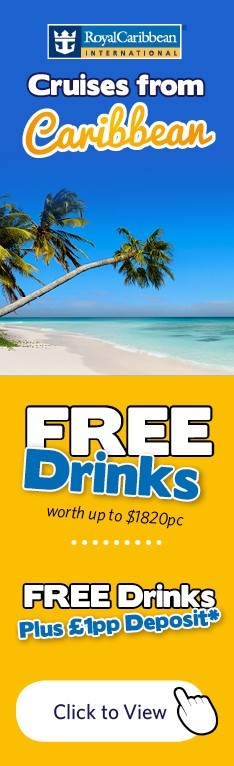 Free Drinks In The Caribbean