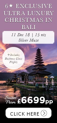 Exclusive 6* Christmas in Bali