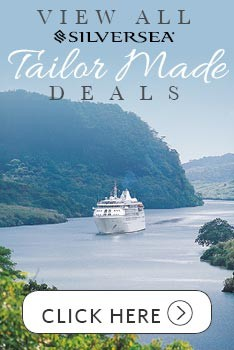 6* Silversea Tailor Made Cruises