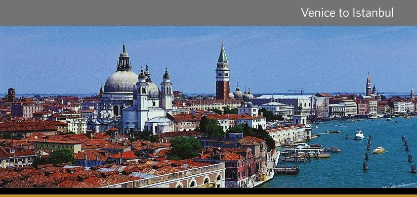 Cruise and stay tailor made silversea for Istanbul venezia