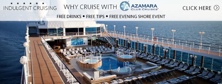Why Cruise with Azamara