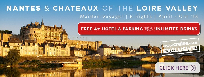 www.CRUISE.co.uk Free 4* Hotel & parking plus unlimited Drinks