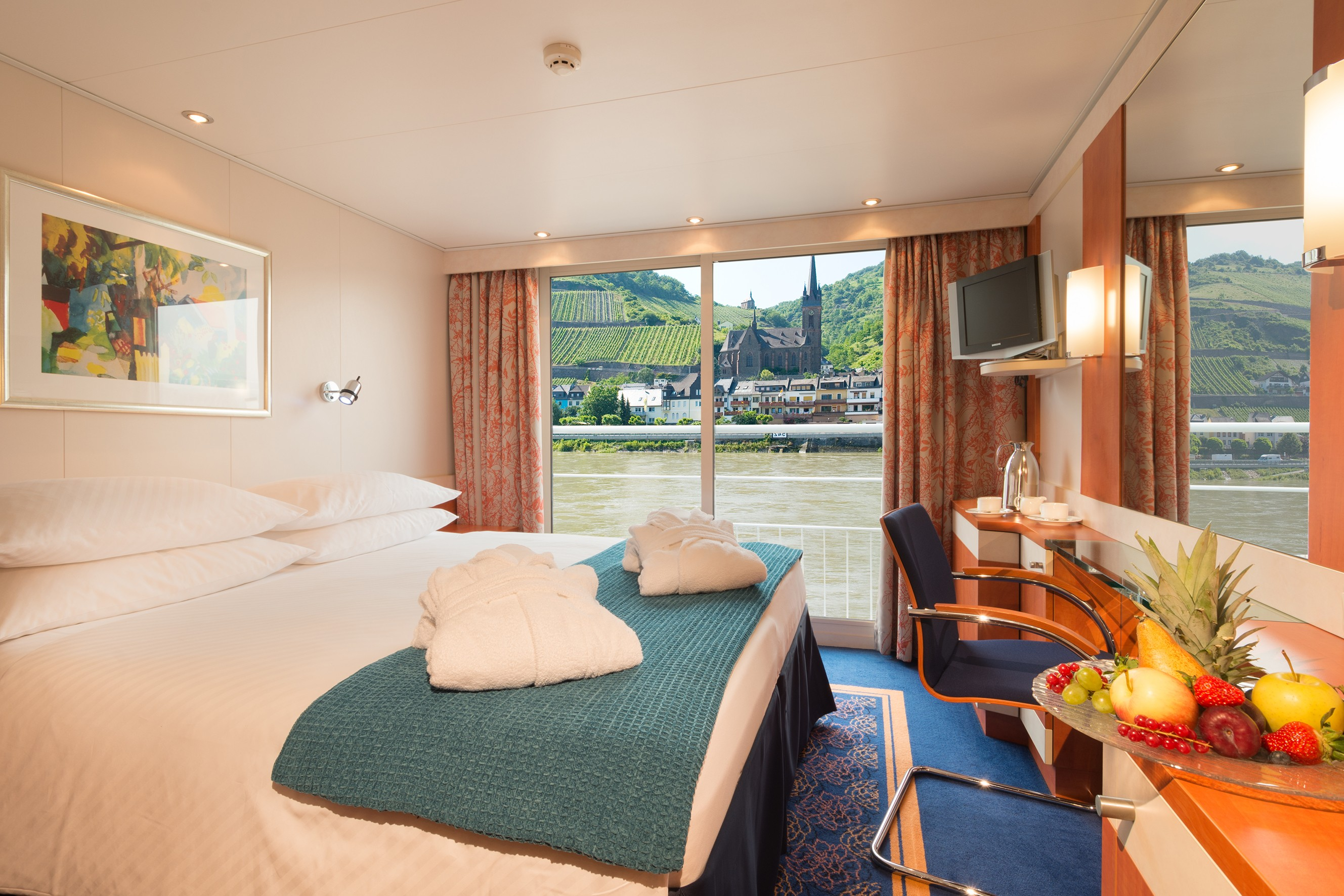 River cruises tailor made apt river for What is a french balcony