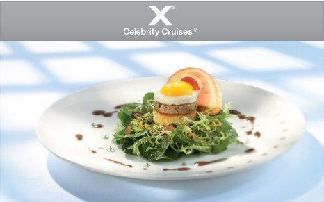 Celebrity cruise sample room service menu