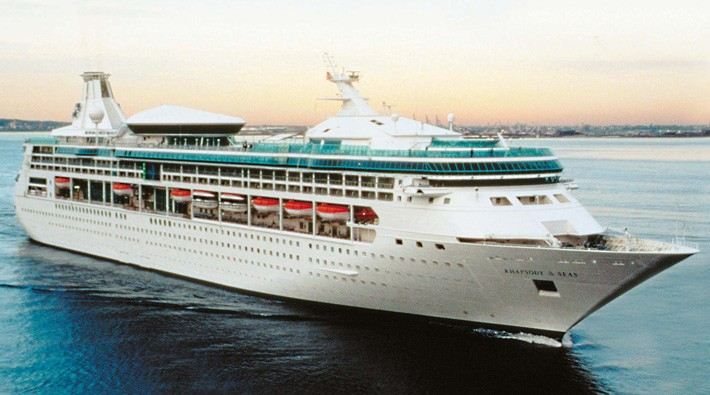 Rhapsody of the Seas - Royal Caribbean Cruises