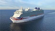 P O Cruise Ship Tracker Fitbudha Com