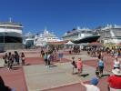 Very busy at St Marteen