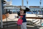 Disney Magic', our first afternoon