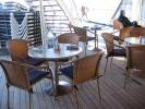 nice non-smoking area on same Lido deck, just a few yards away!
