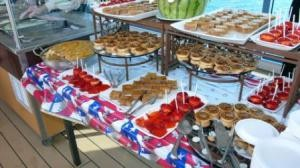 Azamara Deck Buffet | ,
