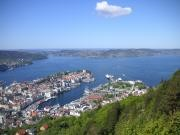 Bergen on a sunny day! May 2008