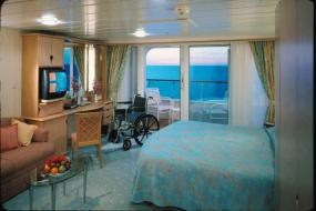 Adventure of the Sea's Oceanview Cabin | ,