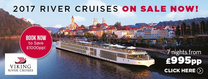 Viking 2017 River Cruises On Sale Now
