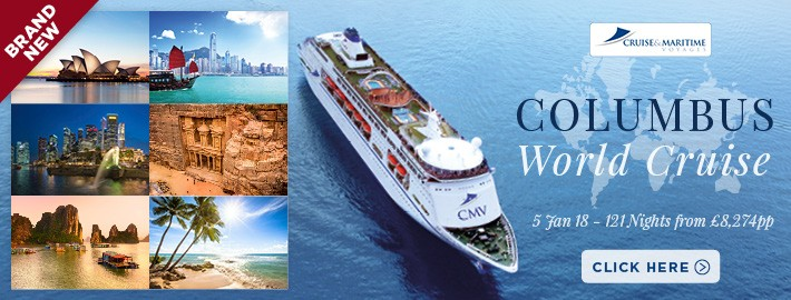 Cruise and Maritime Voyages Cruises