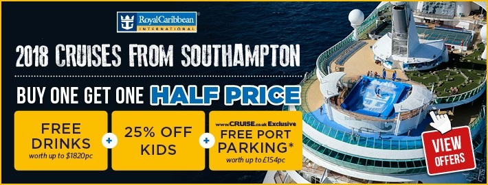 Royal Caribbean Free Drinks