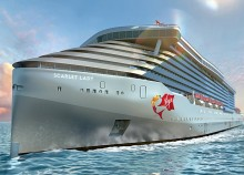 Official Virgin Voyages photos