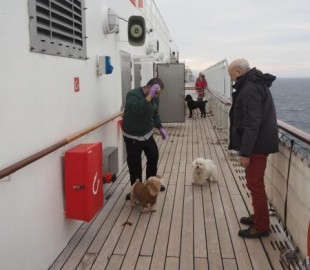 QM2 - Transatlantic Dec 2015