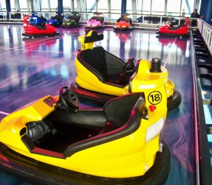 Bumper Cars - Quantum of the Seas