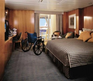 Disabled Cabin Onboard Summit