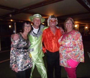 60s Fancy Dress Night - ohh what a night