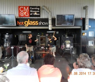 The glass show