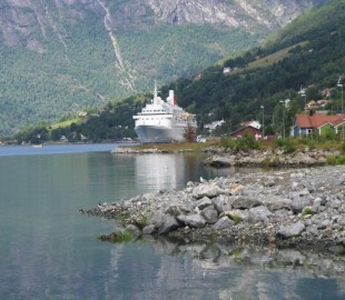 Fred Olsen - Boudicca - Norwegian fjords - July 2008