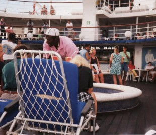 Our Pre-cruising 2 day tester Sea Escape to the Bahamas Oct 1996