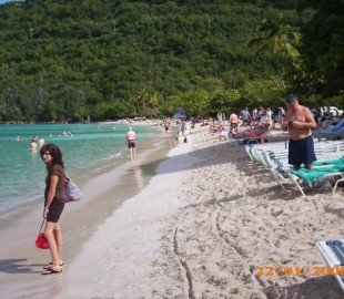 Megans bay st thomas