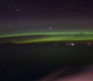 Northern Lights from Boudicca Feb 14