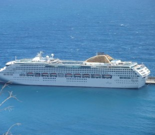 Are May Holiday aboard Oceana a lovely ship