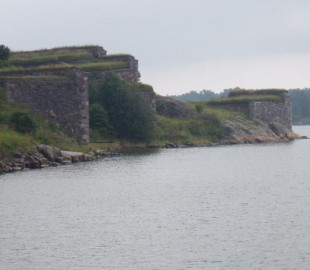 Suomailina - Fortress at the entrance to Helisnki Harbour
