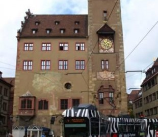 Ratkeller (pub next to town hall or Rathaus)