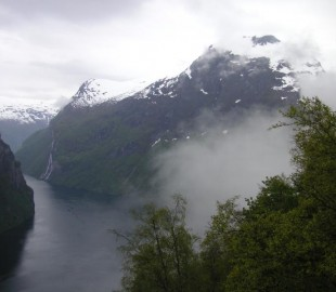 Whitsun Fjords