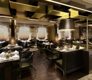 Pacific-Rim (BRAND NEW Pan-Asian Speciality Restaurant)
