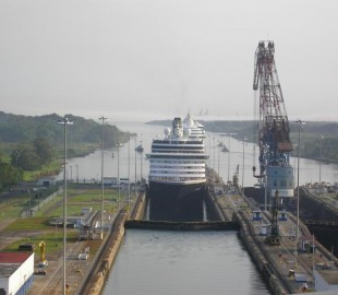 Summit Panama canal