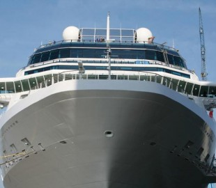 Celebrity Solstice leaves Germany