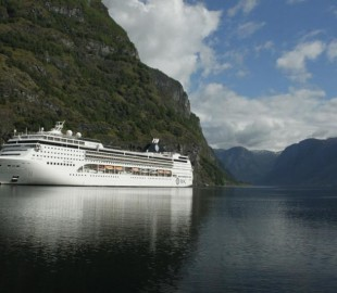 MSC Opera in Norway