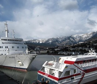 1-st Black Sea cruises in 2012