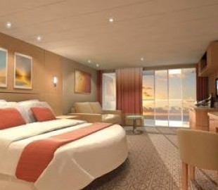 Celebrity Solstice - illustrations