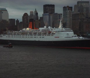 Qm2S LAST aTLANTIC CROSSING
