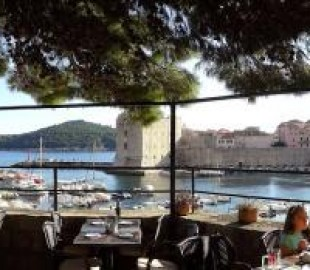 Dining Our in Dubrovnik - Panorama
