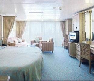 Our suite on RCL's Voyager of the Seas Nov 2004