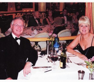 Dinner in the main restaurant aboard Independence of the Seas during our Canaries Cruise October 2008