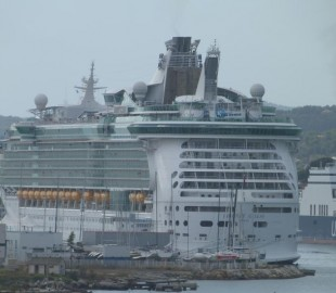 Liberty of the Seas in Toulon