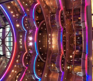 Serenade of the seas...Spaceship.... Breathtaking