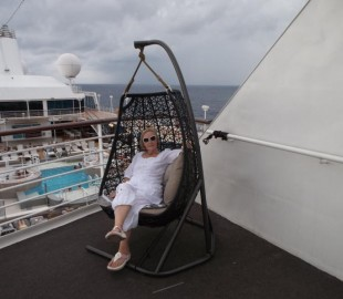 A special escape on a cruise