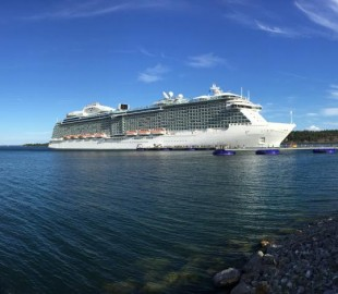 The fabulous regal princess