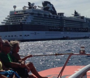 Our Celebrity cruise to the lovely Caribbean !